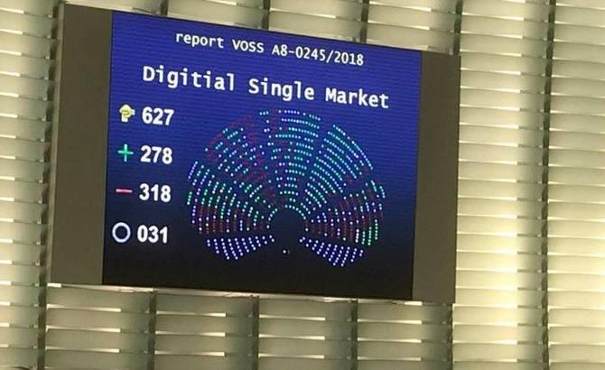 ACTA 2 nie wejdzie w życie - Parlament odrzucił dyrektywę [1]