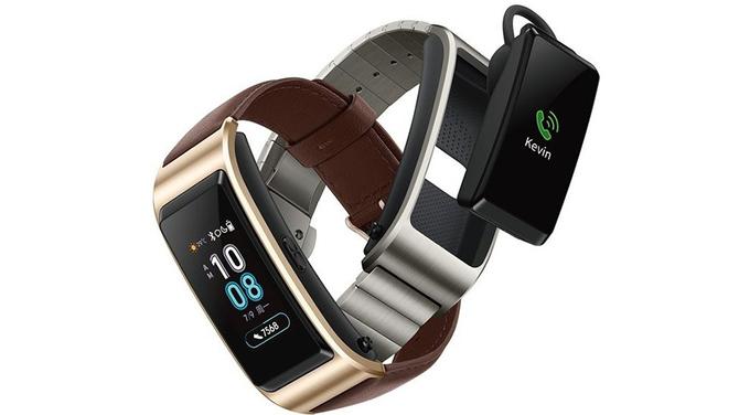 Huawei TalkBand B5: hybryda smartbanda i słuchawki Bluetooth [1]