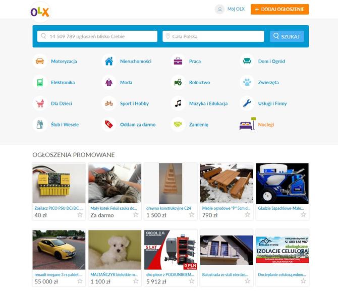 Nowe opłaty dla sprzedających na OLX.Na początek elektronika [2]