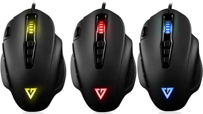 MODECOM Volcano GMX5 BEAST - Rozbudowana myszka dla graczy [1]