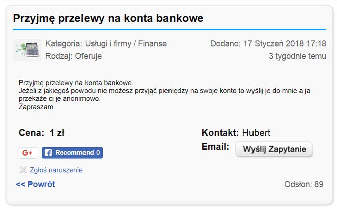 Polski substytut Darknetu? Kupisz tam nielegalne rzeczy, ale [4]