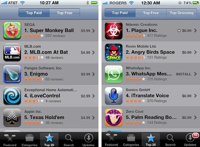Apple App Store świętuje swoje dziesięciolecie [1]