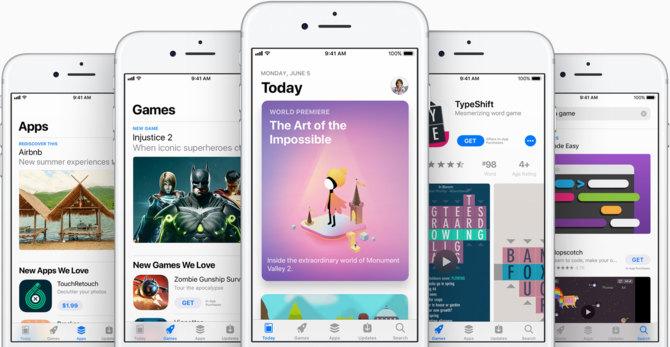 Apple App Store świętuje swoje dziesięciolecie [2]