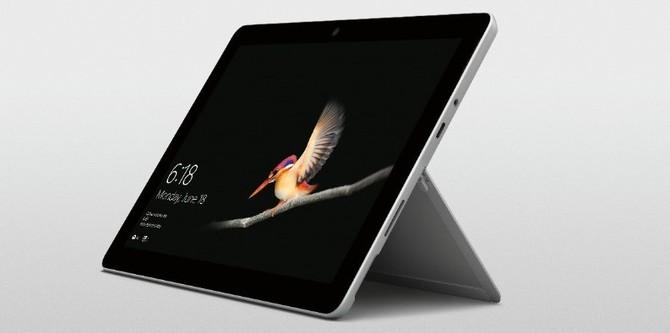 Microsoft oficjalnie zapowiada tablet Surface Go za 1999 zł [1]