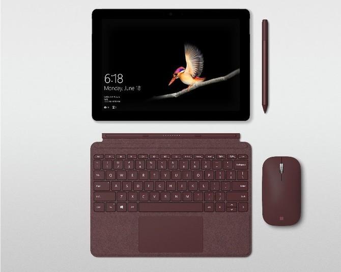 Microsoft oficjalnie zapowiada tablet Surface Go za 1999 zł [2]