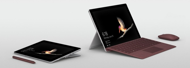 Microsoft oficjalnie zapowiada tablet Surface Go za 1999 zł [3]