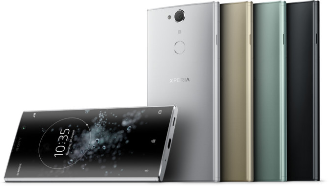 Sony Xperia XA2 Plus - nowy smartfon dla fanów multimediów [1]
