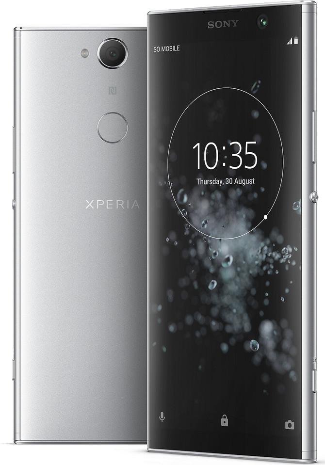 Sony Xperia XA2 Plus - nowy smartfon dla fanów multimediów [2]