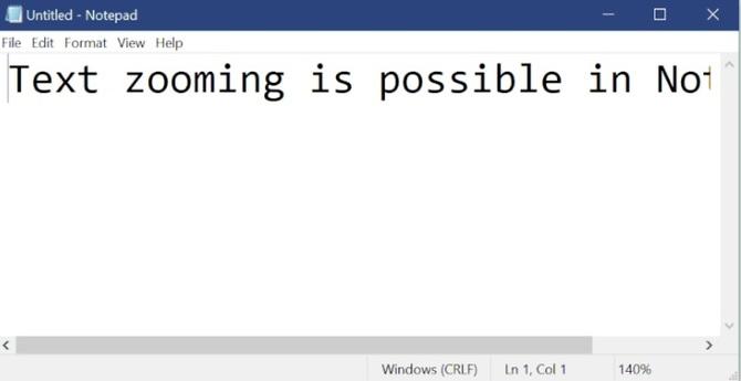 Microsoft po wielu latach doda do Notatnika nowe funkcje [1]