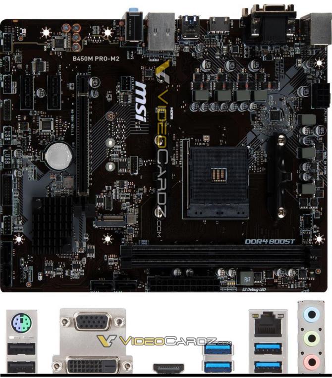 Przegląd płyt głównych MSI z chipsetem AMD B450 [9]