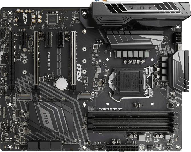 Intel Z370 otrzymuje update BIOS ze wsparciem dla nowych CPU [1]