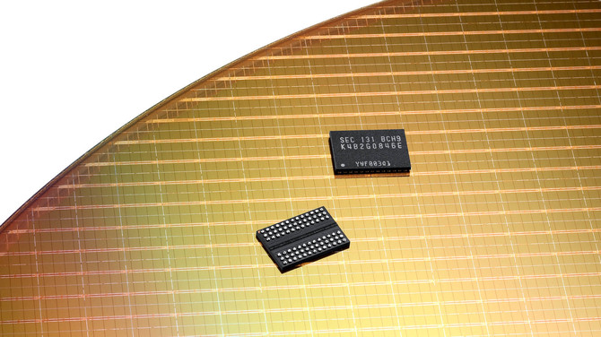 Samsung opracował pierwsze na świecie pamięci LPDDR5 [2]