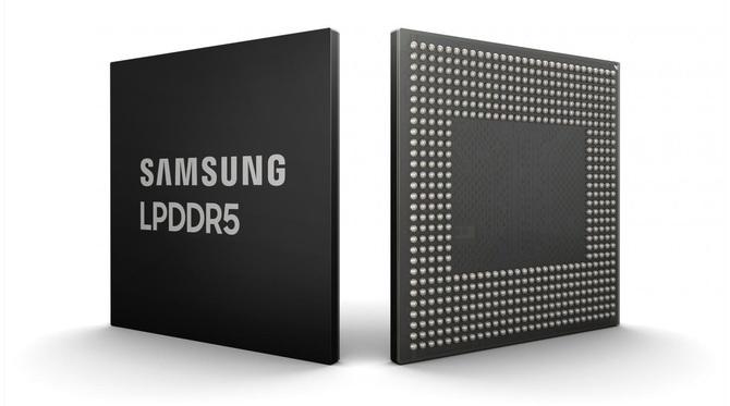 Samsung opracował pierwsze na świecie pamięci LPDDR5 [3]