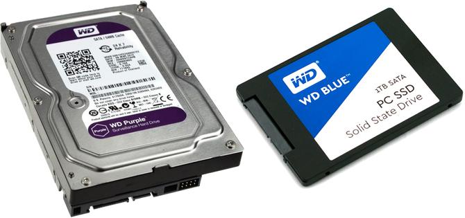 Western Digital zamyka fabrykę HDD. Przyszłość to SSD [1]