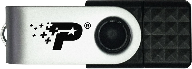 Patriot Trinity - Niewielki pendrive z kompletem złączy USB [2]