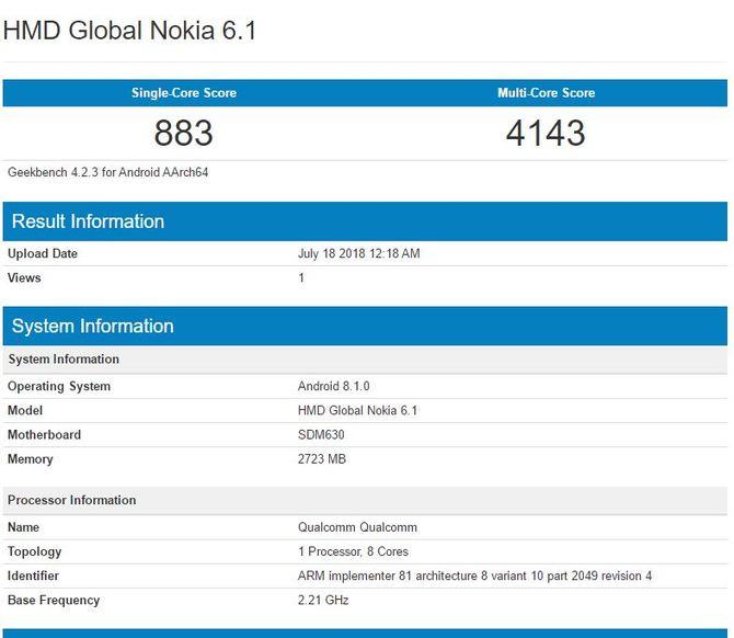 Qualcomm Snapdragon 632 - zaskakująco wysoka wydajność chipu [4]