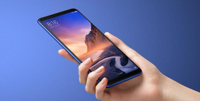 Xiaomi Mi Max 3 - premiera smartfona w rozmiarze XL [3]