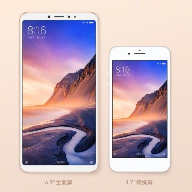 Xiaomi Mi Max 3 - premiera smartfona w rozmiarze XL [6]