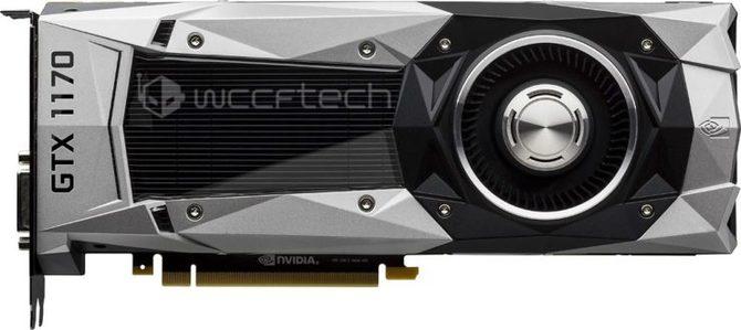 GeForce GTX 1170 - pierwsze wyniki wydajności robią wrażenie [1]