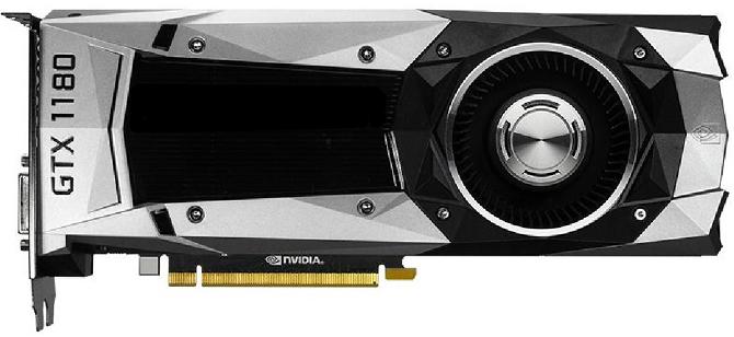 Plotka: premiery NVIDIA GeForce GTX 11x0 za kilka tygodni [1]