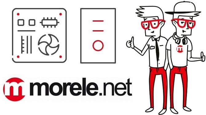 Strefa wyprzedaży w morele.net - promocyjne ceny na sprzęt [1]