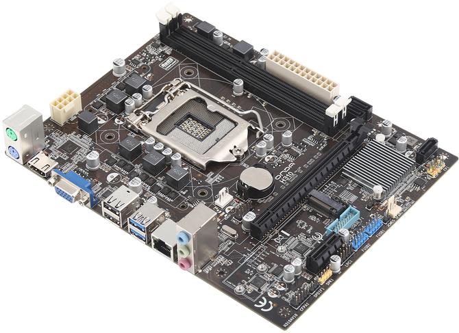 Onda H310C-SD3 - Płyta główna dla fanów DDR3 i Windows 7 [1]