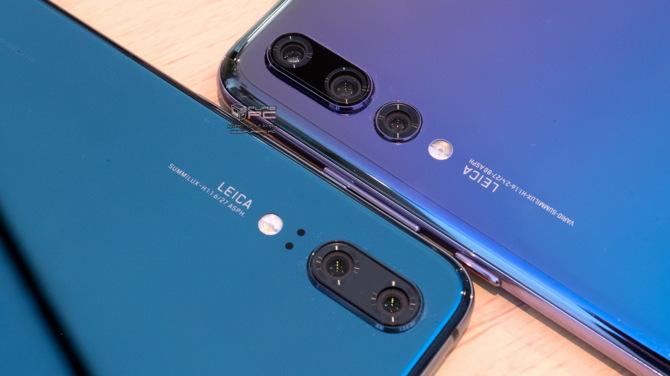 Huawei wyprzedził Apple w ilości sprzedanych smartfonów [3]