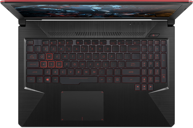 Konkurs! Do wygrania laptop ASUS TUF Gaming FX504 [1]