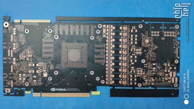 NVIDIA GeForce GTX 1180 - pojawiło się zdjęcie płytki PCB [1]