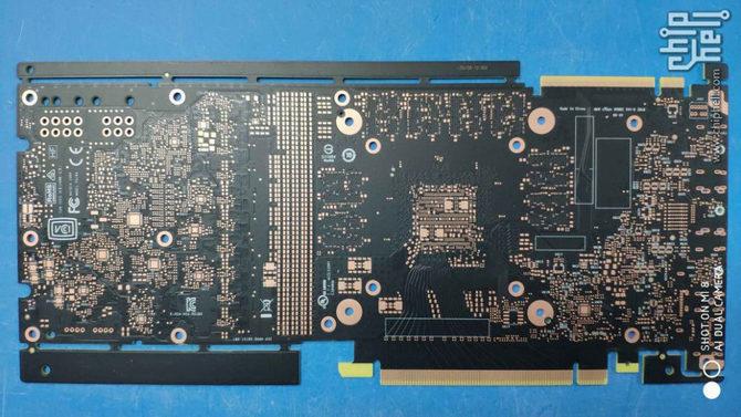 NVIDIA GeForce GTX 1180 - pojawiło się zdjęcie płytki PCB [2]