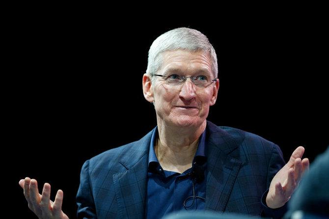 Apple pierwszą firmą na świecie o wartości biliona dolarów [1]