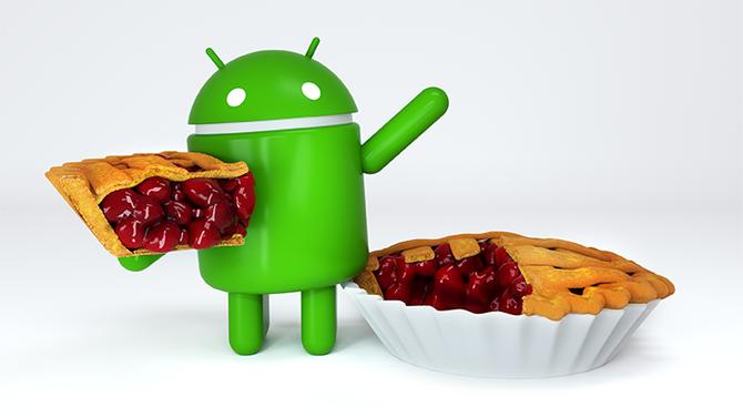 Android 9.0 Pie - oficjalny debiut nowej wersji systemu [1]