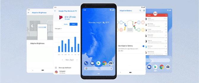 Android 9.0 Pie - oficjalny debiut nowej wersji systemu [2]