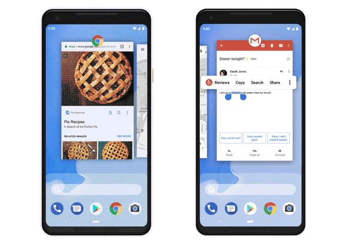 Android 9.0 Pie - oficjalny debiut nowej wersji systemu [3]