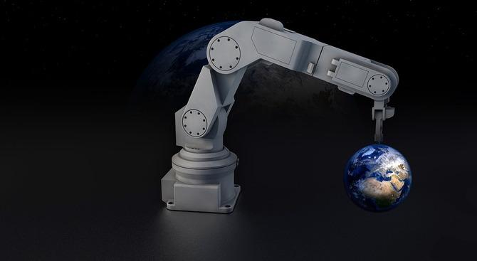 Robotyka w ciągu pięciu lat zabierze 40% ludzkich etatów [1]