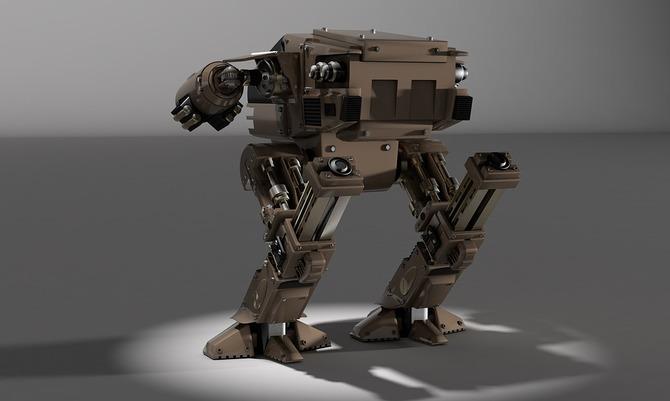 Robotyka w ciągu pięciu lat zabierze 40% ludzkich etatów [2]