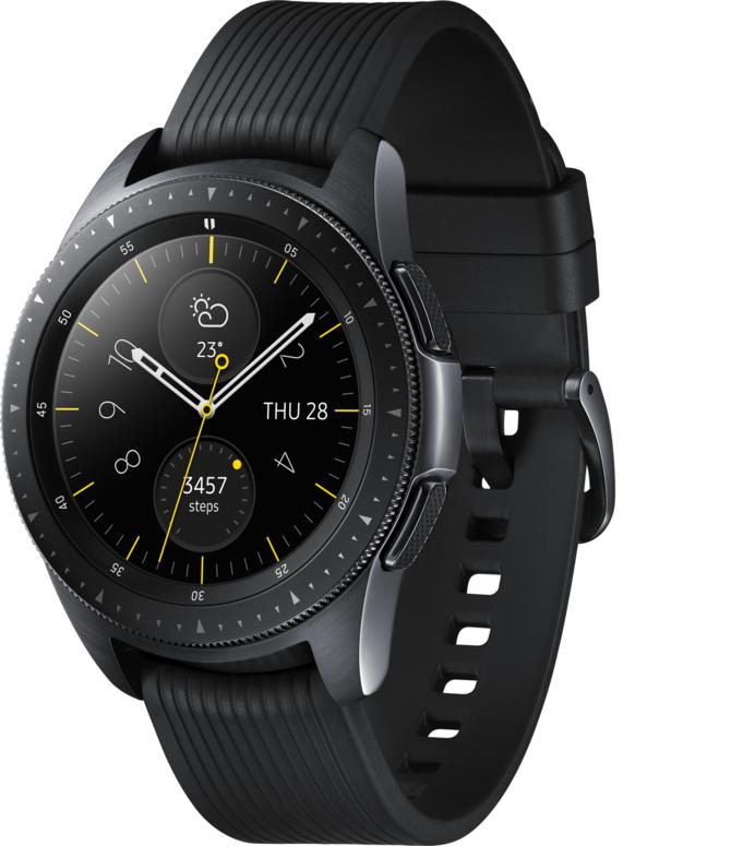 Samsung Galaxy Watch - nowy smartwatch z mocną baterią [2]