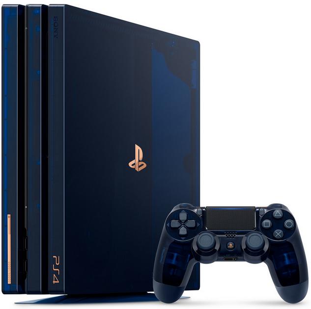 SONY sprzedało ponad 500 milionów konsol PlayStation [1]