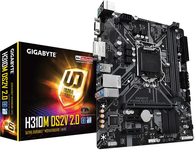 Intel H310 - Nowa rewizja chipsetów z obsługą Windows 7  [1]