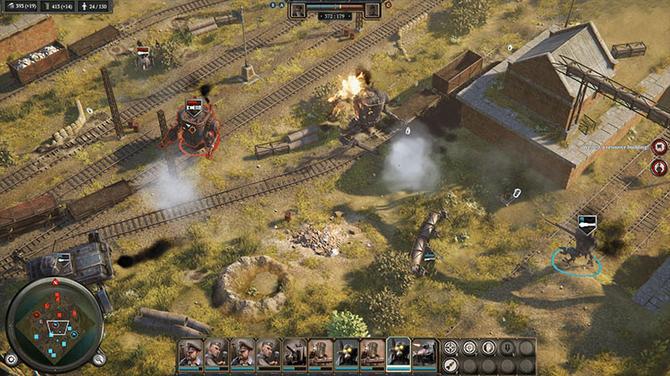 Iron Harvest na pierwszym gameplayu - roboty wchodzą do gry [2]