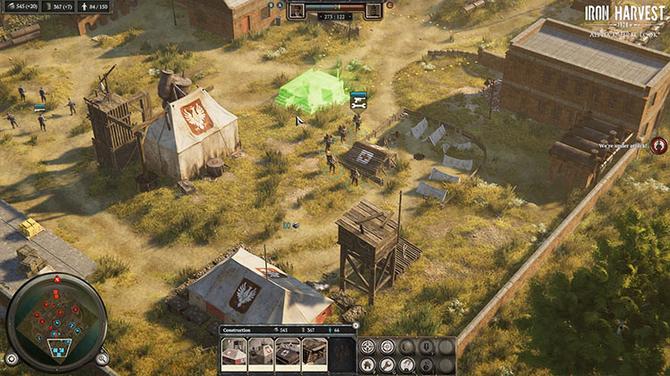 Iron Harvest na pierwszym gameplayu - roboty wchodzą do gry [3]