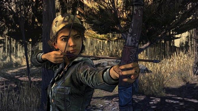 Nowy trailer gry The Walking Dead. Jak zakończy się seria?  [1]