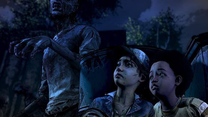Nowy trailer gry The Walking Dead. Jak zakończy się seria?  [2]