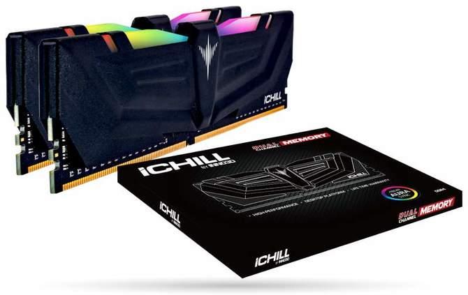 Inno3D prezentuje pamięci RAM DDR4 z podświetleniem RGB LED [2]