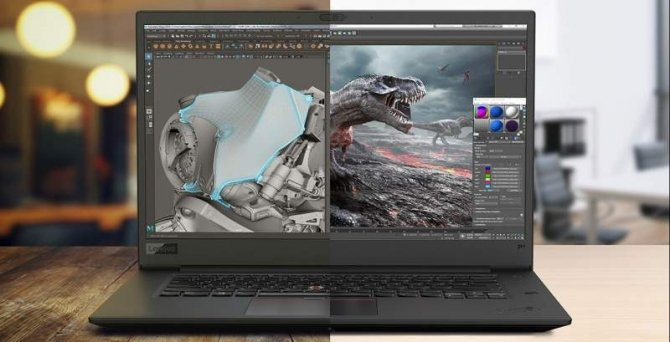 Lenovo ThinkPad P1 - konkurencja dla Dell XPS 15 9570 [1]