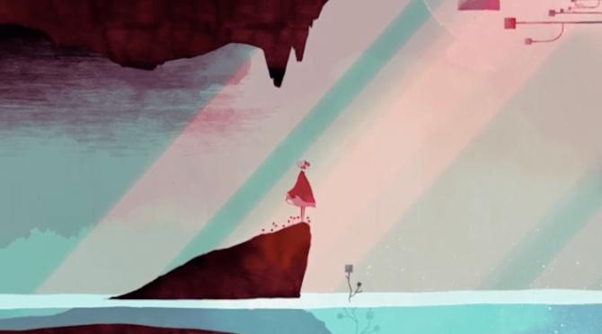 Gris - piękna gra o smutku à la Limbo wkrótce na PC i Switch [1]