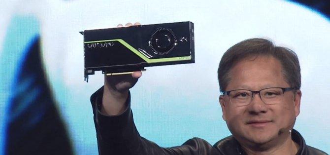 NVIDIA zapowiada kartę graficzną Quadro RTX 8000 za 10,000 USD [6]