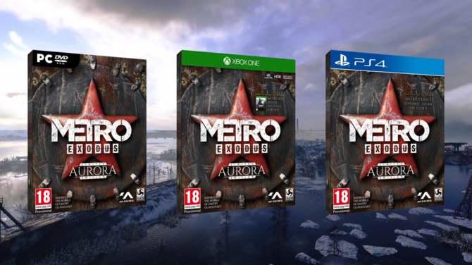 Metro Exodus: pre-order, wydania i ceny - znamy szczegóły [1]