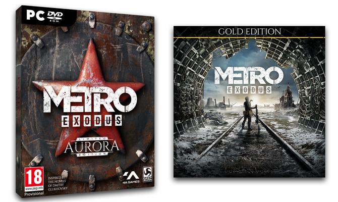 Metro Exodus: pre-order, wydania i ceny - znamy szczegóły [3]