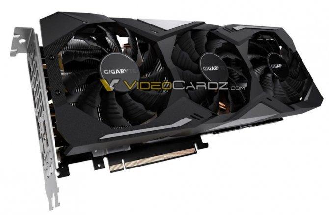 Specyfikacja GeForce RTX 2080 i GeForce RTX 2080 Ti [1]